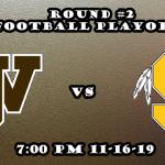 HS Football: OHSAA Round #2 – WJ vs Shawnee