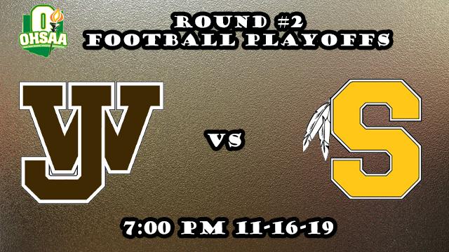 Boys Varsity Football beats Springfield Shawnee 62 – 28