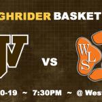 HS Boys Basketball: WJ vs West Liberty-Salem