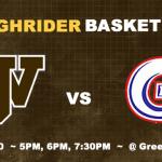 Boys Varsity Basketball falls to Jamestown-Greeneview 65 – 36