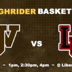 Boys Varsity Basketball falls to Liberty Union 56 – 54