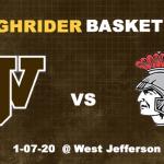 Boys Varsity Basketball falls to South Charleston-Southeastern 52 – 46
