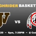 HS Boys Basketball: WJ vs Cedarville