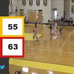 Boys Varsity Basketball falls to Greenon 63 – 55