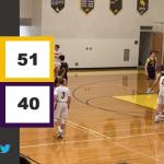 Boys Varsity Basketball beats Mechanicsburg 51 – 40