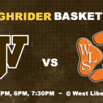 HS Boys Basektball: WJ vs West Liberty-Salem