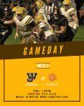 Boys Varsity Football beats West Liberty Salem 44 – 20