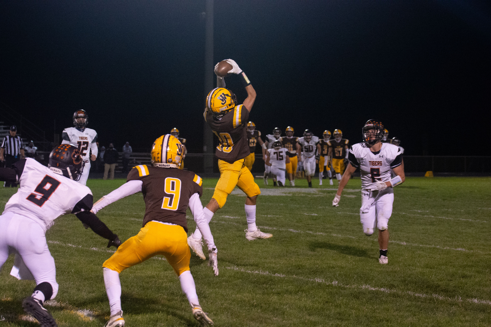 HS Football: WJ vs West Liberty 2020