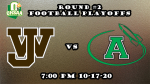 HS Football Playoffs: WJ vs Anna