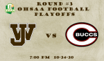 HS Football: WJ vs Covington – OHSAA Playoffs