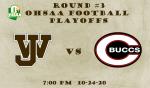 Boys Varsity Football beats Covington 55 – 20