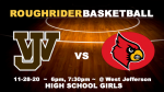 HS Girls Basketball: WJ vs Triad