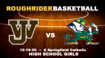 HS Girls Basketball: WJ vs Springfield Catholic