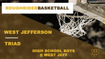 HS Boys Basketball: WJ vs Triad