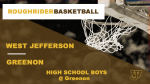 HS Boys Basketball: WJ vs Greenon