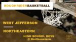 HS Boys Basketball: WJ vs Northeastern