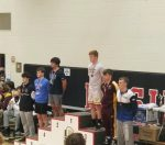 Keckley takes 3rd!