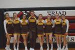 Cheer competes in OHC meet
