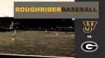 HS Baseball: WJ vs Greenon