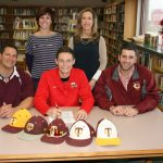 Aaron Previsky signs to play Baseball for Seton Hill
