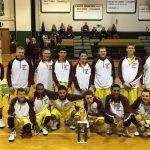 Trojans win Geibel Tip-Off Tournament