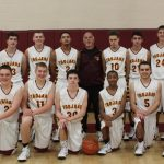 Boys Basketball play Union in first round of playoffs