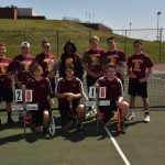 Boys Tennis match today (5/9/16) moved to Greenburg Racquet Club at 3pm