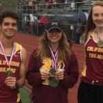 Ashley McIntosh wins Gold Medal at Baldwin