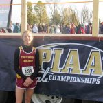 Boda Competes at PIAA State Championship