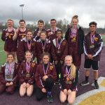 Trojan Track Team Sending 9 Athletes to WPIAL Track and Field Individual Championships