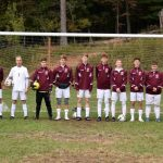 Soccer vs. Seton LaSalle-Final home game of the season October 16, 2018