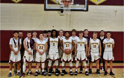Trojans travel to Beth Center tonight (1/16/19) at 6pm