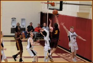 Boys Basketball vs. Serra Catholic