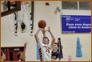 Boys Basketball vs. Brentwood