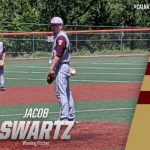 Jacob Swartz named Class 1A Baseball Player of the Year