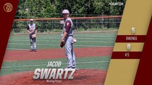 Swartz goes the distance vs. Rockwood