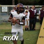 Cochise Ryan leads Trojans past Bulldogs in Week Zero