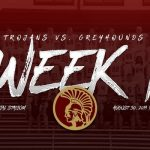 Week 1- Trojans travel to Monessen to open Tri-County South Schedule