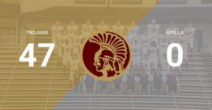 Trojans defeat Avella