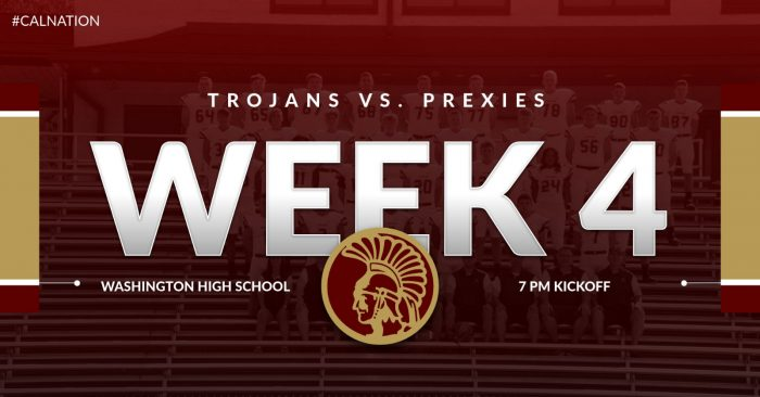 Trojans travel to Washington-Week 4