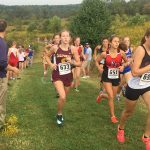 Cross Country Team Competes at AJ Everhart Invitational