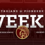 Trojans travel to West Greene Friday October 4, 2019.  First place on the line.