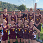 Boys Cross Country Team Earns Sweep, Girls Split