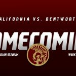 Trojans host Bentworth for Homecoming this Friday October 11, 2019 at 7pm.