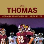 Sam Thomas named Herald Standard All Area Elite