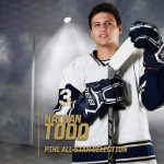 Nathan Todd selected to PIHL All-Star team
