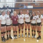Oak Ridge Volleyball players receive accolades