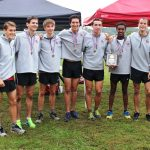 Boys XC Team Champions of the Cherokee Cross Country Meet