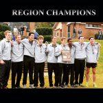 2015 XC Region 2 Champions