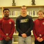 3 Football Players Selected to the East-West All Star Team